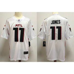 Julio Jones White Jersey